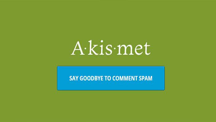 Bloccare Spam Wordpress con Akismet
