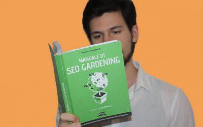 Manuale di SEO Gardening – Recensione del libro di F. Margherita